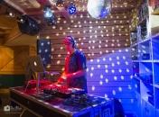 High Roller DJ Disco ball ww