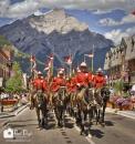 RCMP MusicalRide BanffCanada_pamdoyle ww