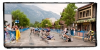 Canmore Downtown criterium Murrietta\'s