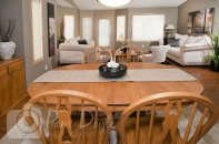 Art Effects Home staging dining room