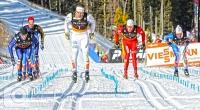 Alberta World Cup XC finish race