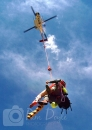 Alberta Park safety helicopter sling rescue