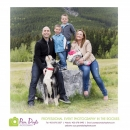Family with dog_pamdoylephoto