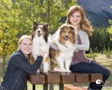 Girls w shelties QuarryLk_pamdoyle ww