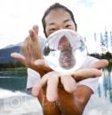 Crystal Juggler Banff, Alberta