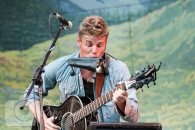 Kim Churchill Canmore Folk Festival