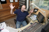 Rob Murray Mountain FM photo