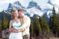 Three Sisters Mountain range romance