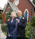 Married older couple