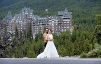 At BanffSpringsHotel hug smile w