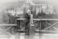 Banff Surprise Corner wed kiss _pamdoyle