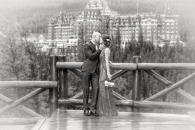 Banff Surprise Corner wed kiss _pamdoyle