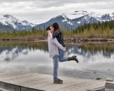Banff engagement embrace_pamdoyle ww