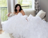 Beautiful fluffy wed dress_pamdoyle w