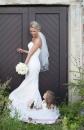 Child w Bride dress Germany w_pamdoyle