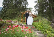 Wedding Cascade Gardens steps_pamdoyle w
