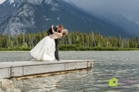 Dipping kiss on dock_pamdoyle ww
