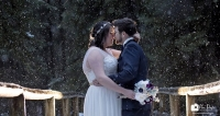 Kiss Snow Behind bridgeBanff_pamdoyle ww