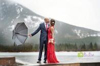 Banff Kiss w umbrella_pamdoyle