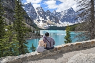 Moraine Lake wedding bliss_pamdoyle ww