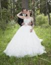 Romantic kiss leaningtree w