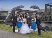 Wed party funny umbrellas_pamdoyle w