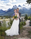 Wedding Three Sisters mtns_pamdoyle ww