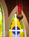 Anglican Church stained glass