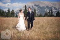 Quarry Lake wedding photo