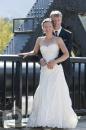 Old Engine bridge, Canmore wedding