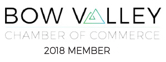 proud member of Bow Valley Chamber of Commerce