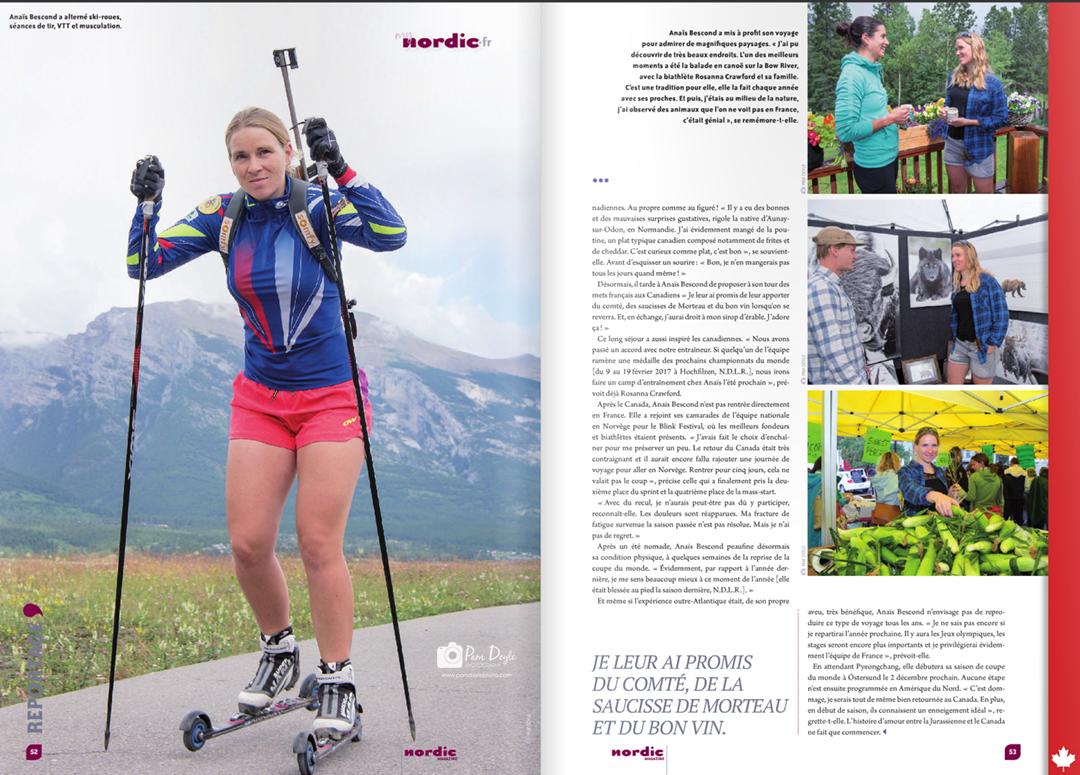 coupe u monde de biathlon 2018 programme