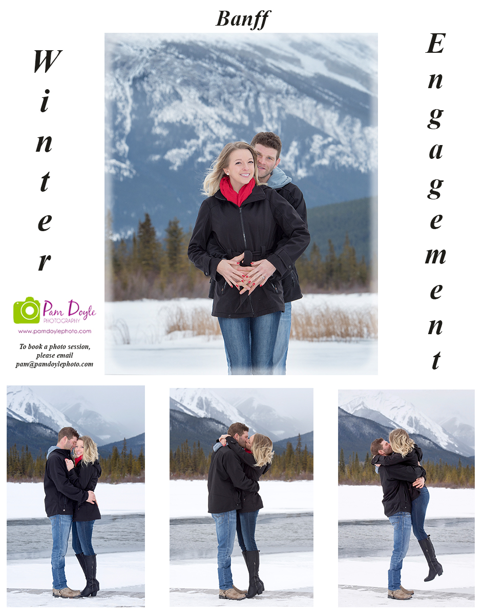 Banff Winter Engage_pamdoylephoto w
