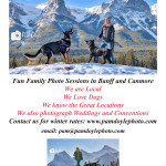 Family Photo Sessions in Canmore and Banff, Alberta, Canada