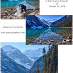 Lake Louise wedding in October 2018