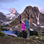 Surprise Proposal at Mount Assiniboine